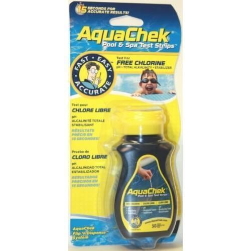 Tiras Analíticas AquaChek Yellow