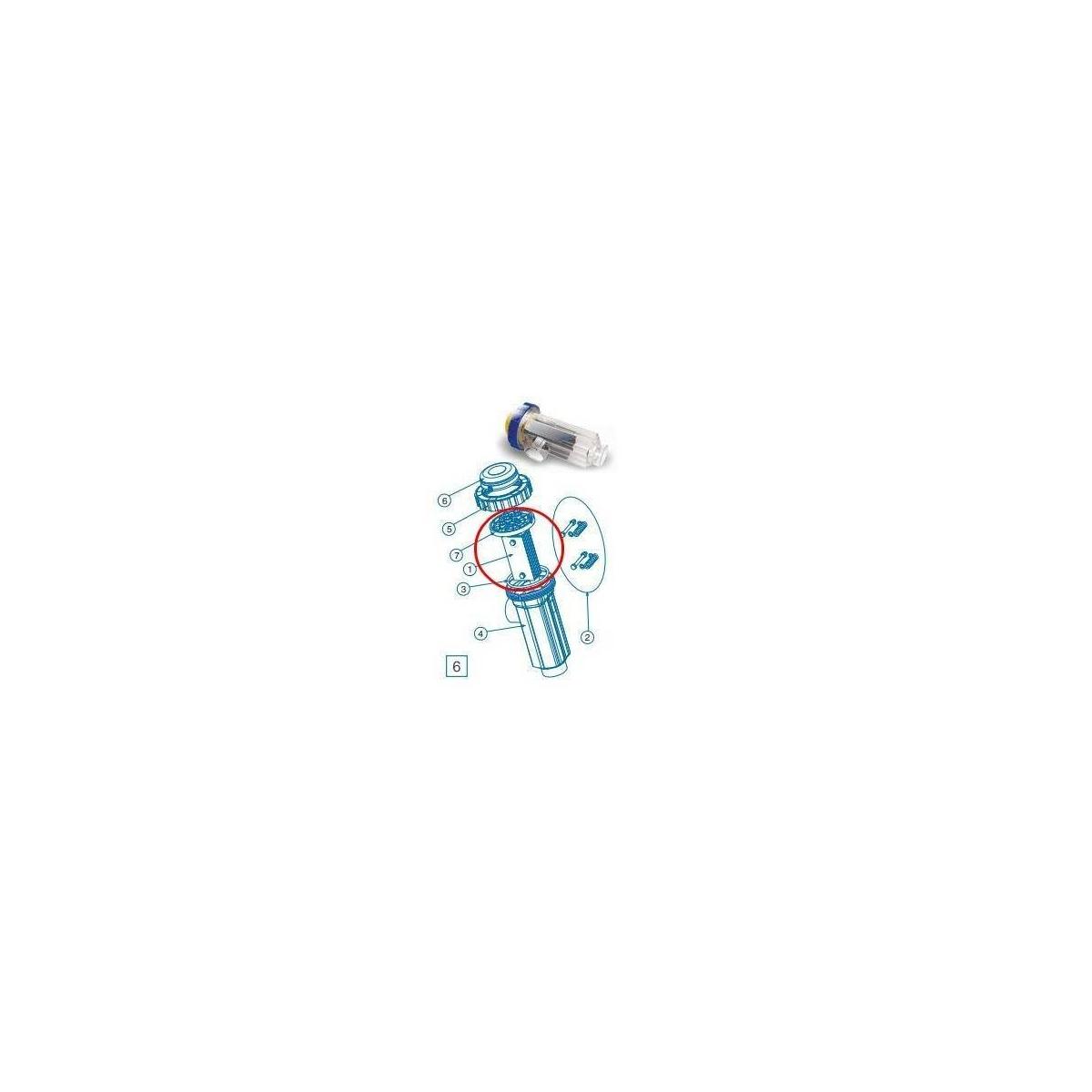 Repuesto Electrodos Autolimpiantes D-25