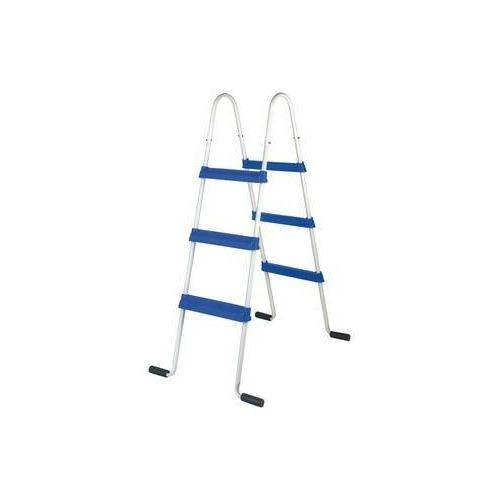 Escalera para piscina tipo tijera para piscinas de 120 cm