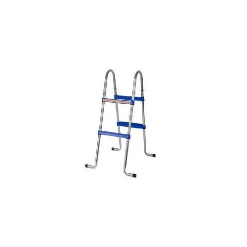 Escalera para piscina tipo tijera para piscinas de 90 cm