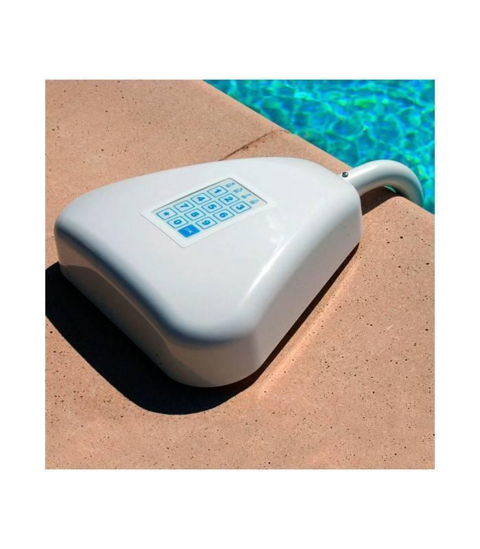 Alarma para piscina aqualarm grupopoolplus for Alarma piscina