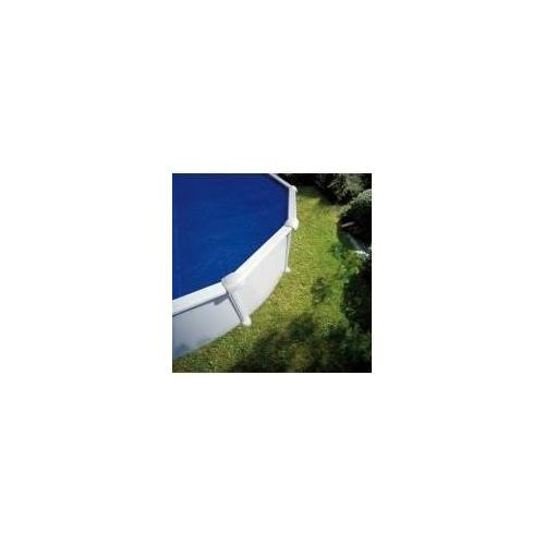 Cubierta verano Piscina circular Ø 545 cm