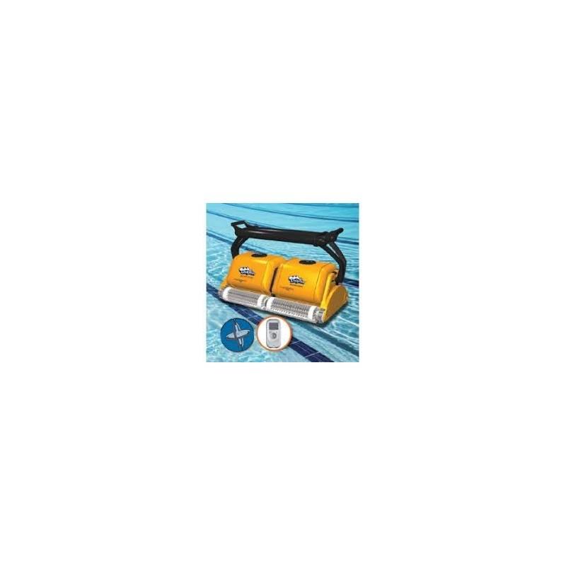 robot limpiafondos dolphin 2x2 pro gyro piscina p blica grupopoolplus. Black Bedroom Furniture Sets. Home Design Ideas