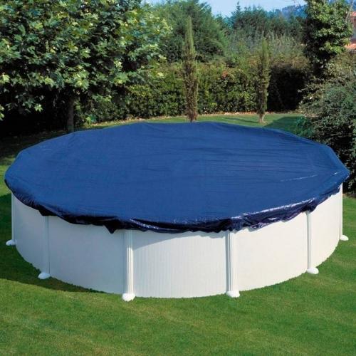 Cubierta de invierno para piscina Gre redonda