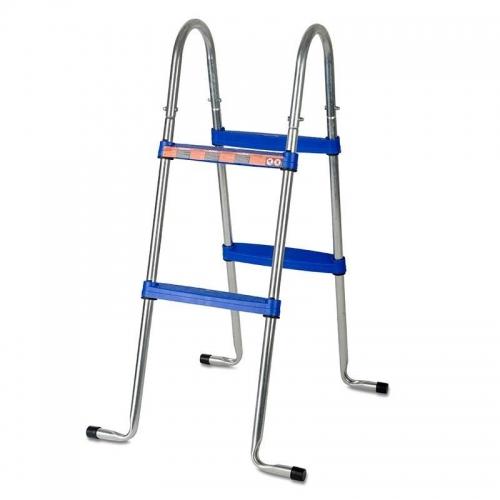 Escalera tipo tijera para piscina desmontable 98 cm Gre AR109