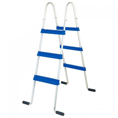 Escalera tipo tijera 120cm 2x3 peldaños Gre ET1200