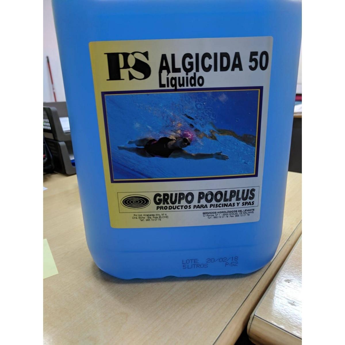 Algicida liquido 50