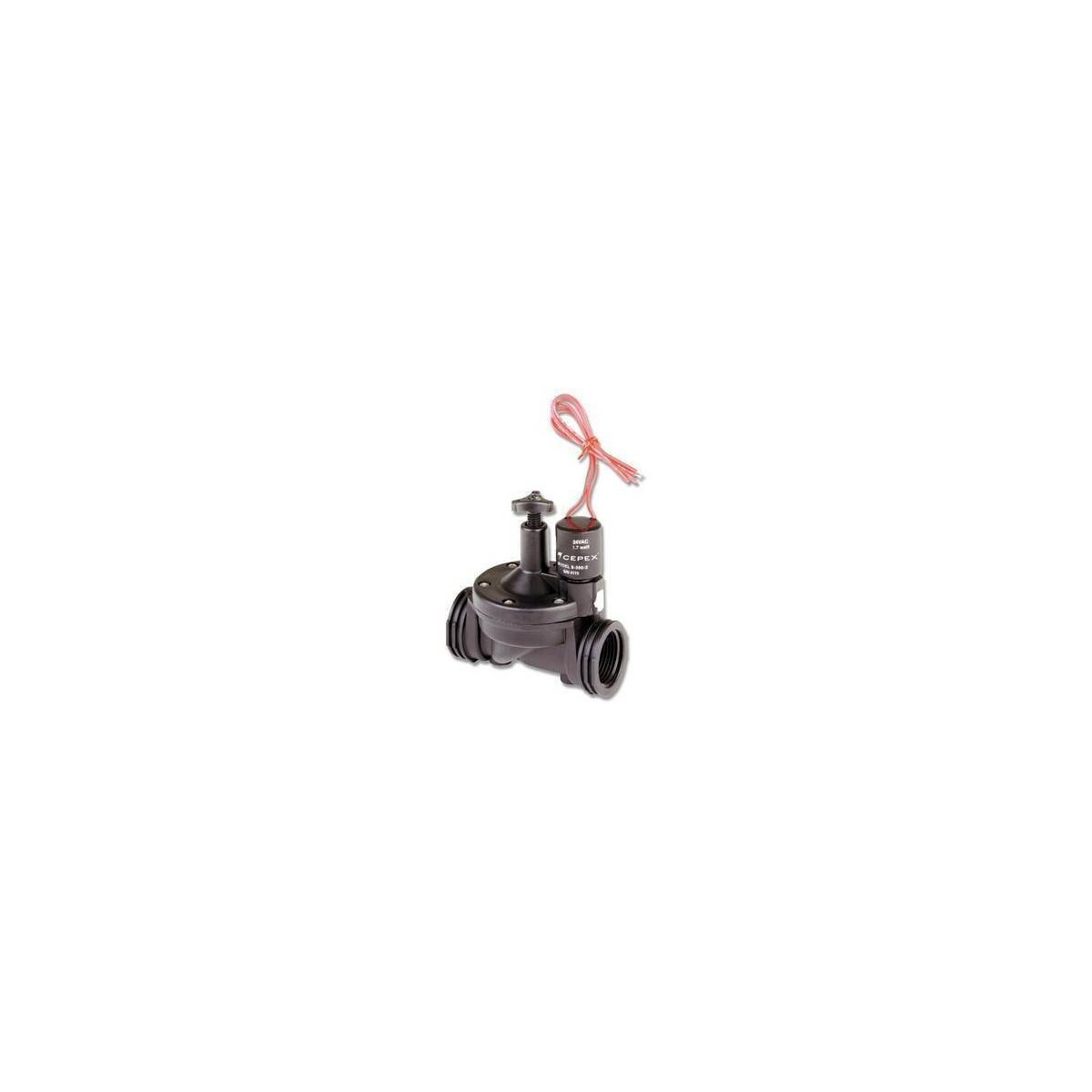 Cepex electric valves