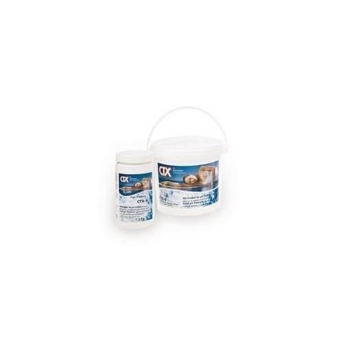 CTX-09 Minorador pH sólido para piscinas con electroclorador