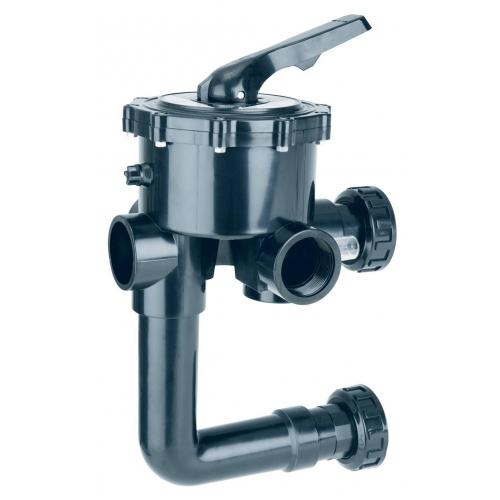 Válvula selectora 1 1/2'' con enlace a filtro - Classic