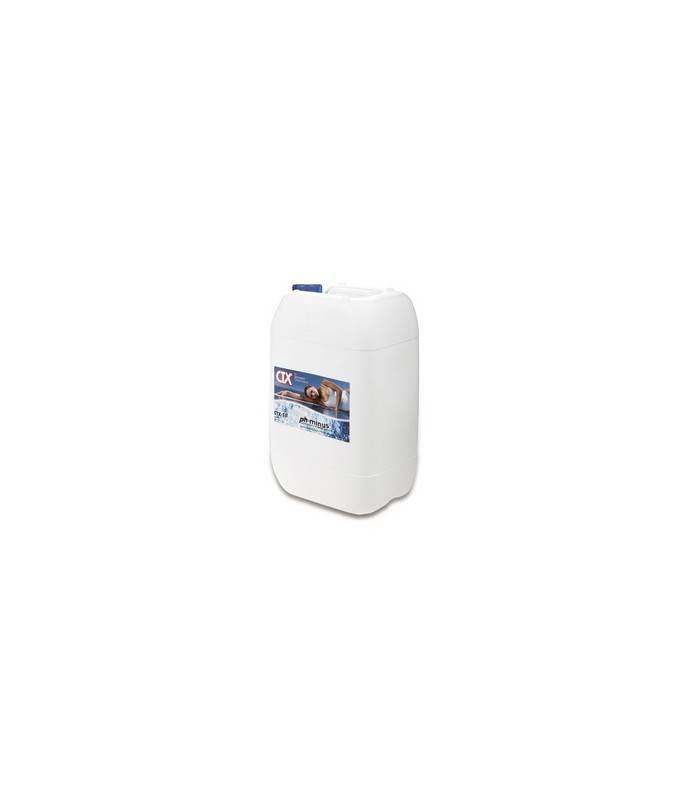 Ctx 18 minorador ph l quido para piscinas con electroc for Liquido sellador para piscinas