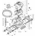 Cartucho de filtro de TigerShark/SharkVAC/XL de Hayward RCX70101PAK2
