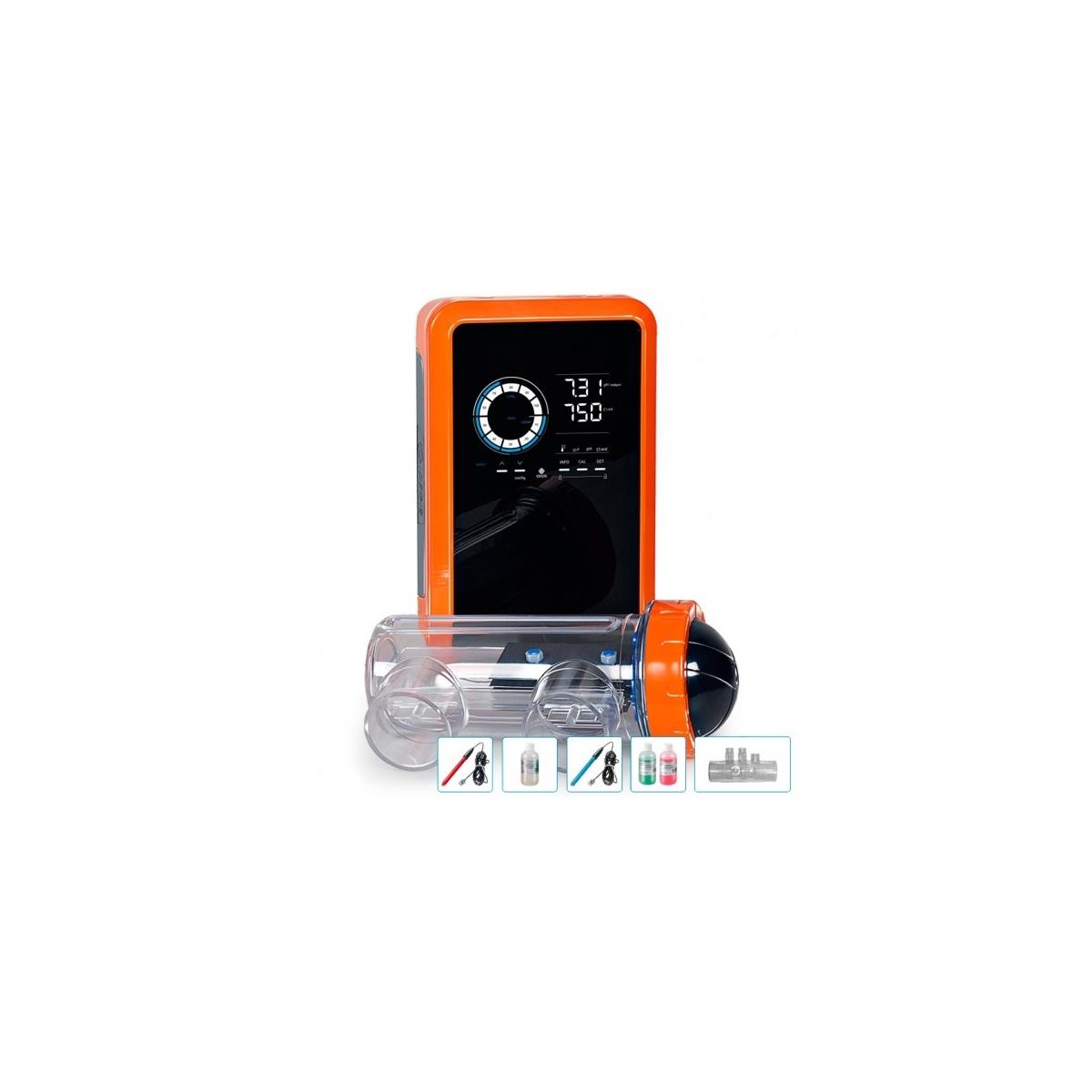 Clorador salino Idegis Tecno Series 2 + PH/ORP