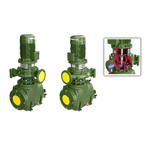 Bomba Saci Serie Vertical-HF-2 Hierro Fundido 2900 RPM