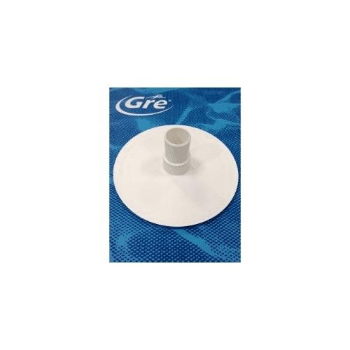 Tapa skimmer para conexión limpiafondos Gre