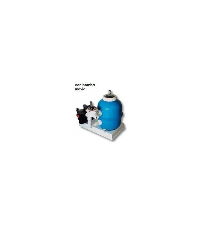Filtro monoblock filtros de arena 540081 grupopoolplus - Filtro de arena ...