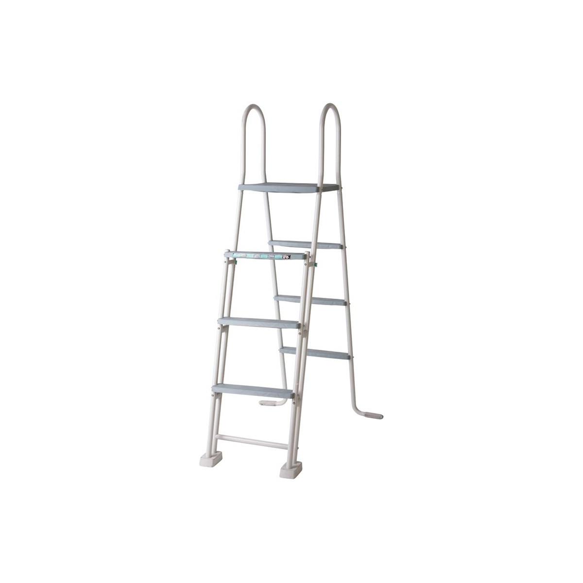Escalera Gre de seguridad 120 cm 2x3 peldaños ES1100