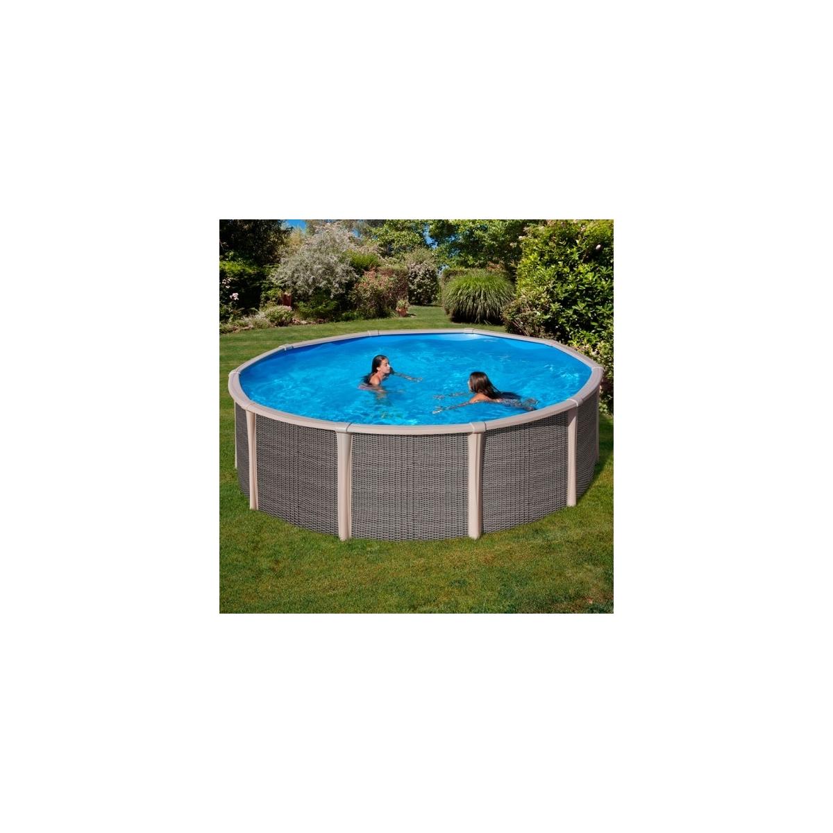 Piscina desmontable Gre Fusion Pool circular