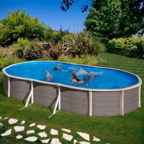Piscina desmontable Gre Fusion Pool ovalada