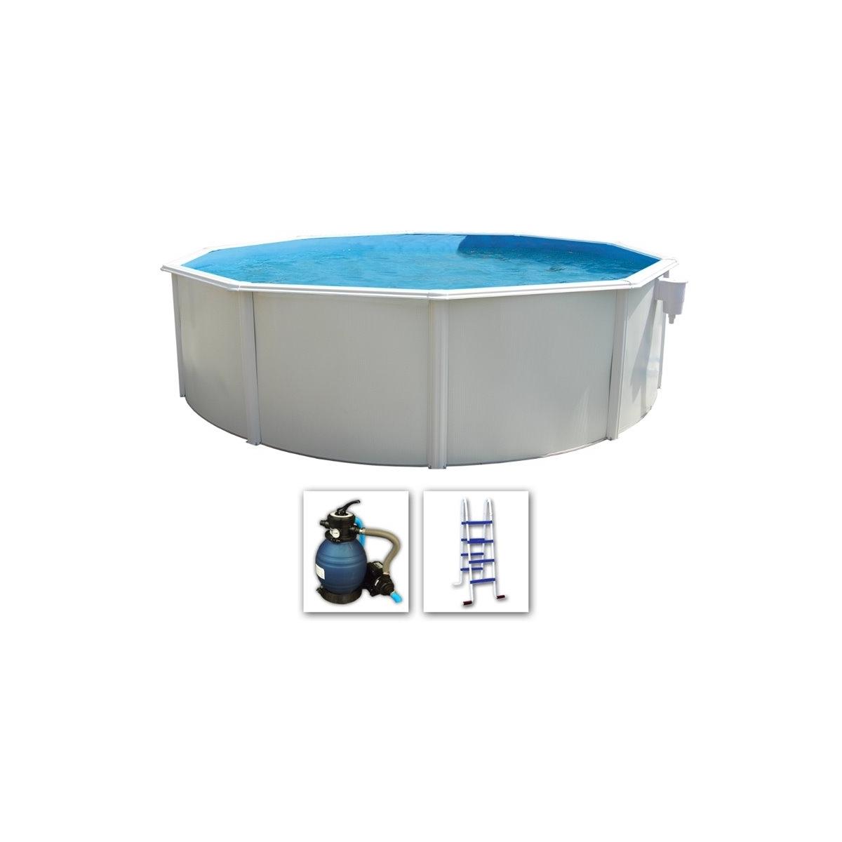 Piscina Desmontable Toi Circular 460X120 PTC504612M