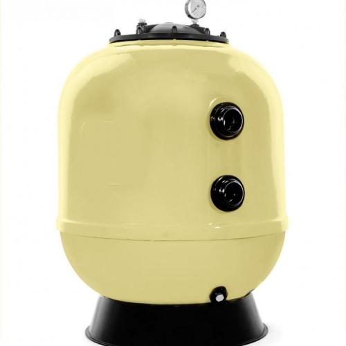 Filtro laminado QP Grana con válvula lateral