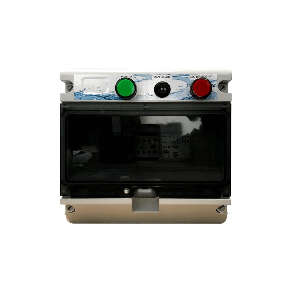 Cuadro Electrico Pulsador Táctil