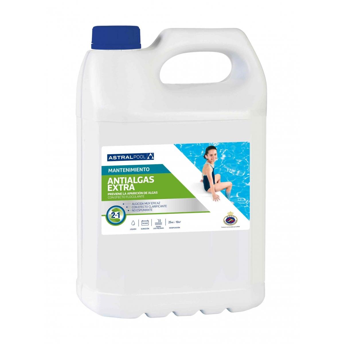 Antialgas Extra 5L (Compra mínima 20L)