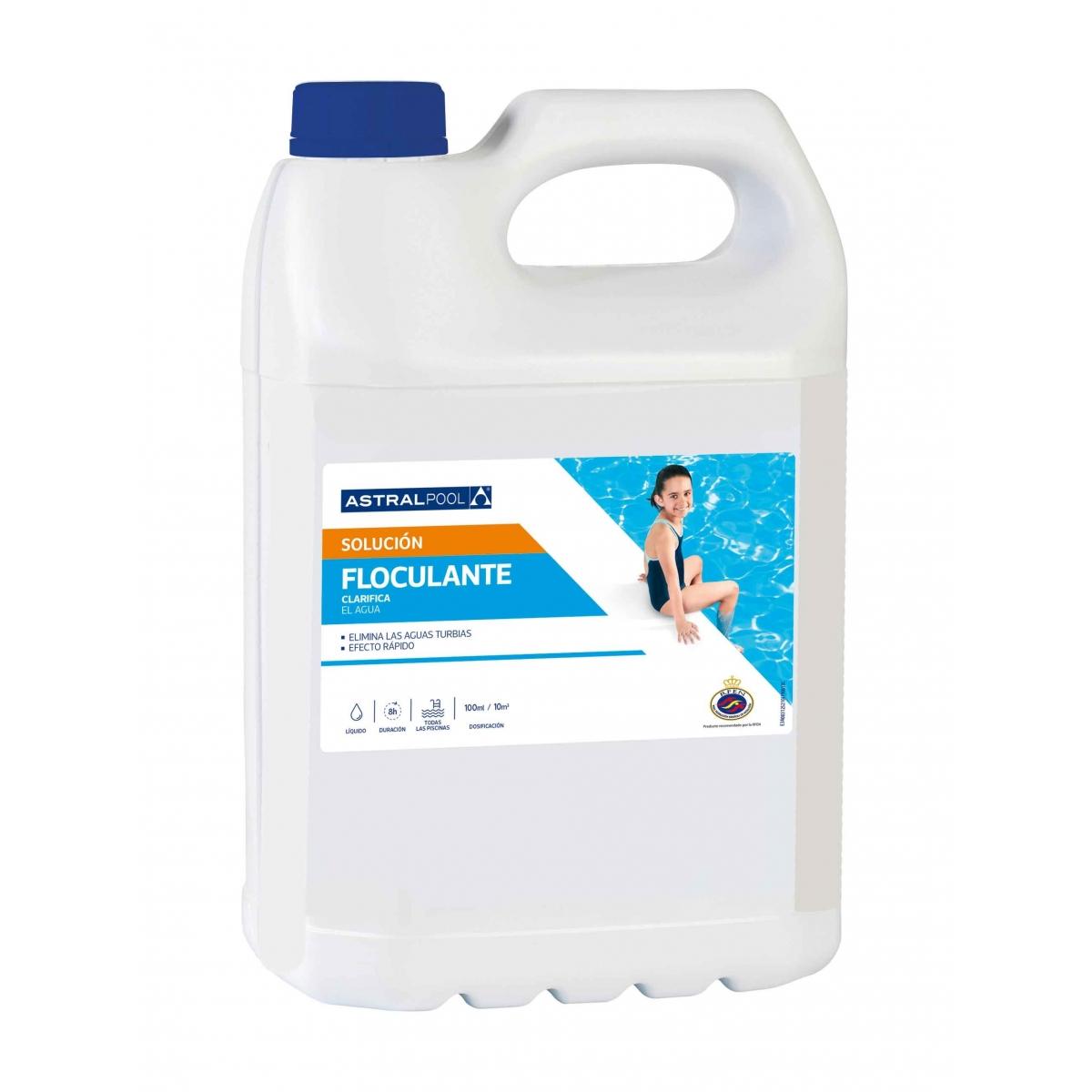 Floculante líquido 5L (Compra mínima 20L)