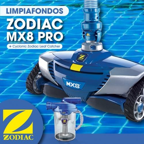 Limpiafondos Zodiac MX8 Pro