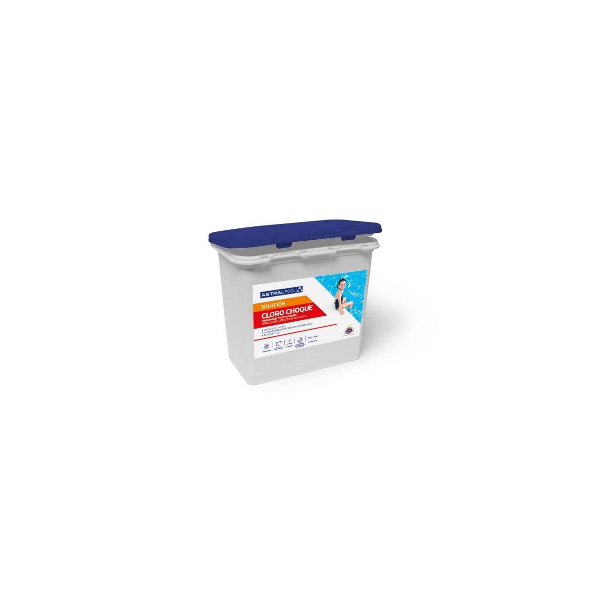 Chlorine Shock Granules 55% 5 kg (Minimum purchase) 20kg)