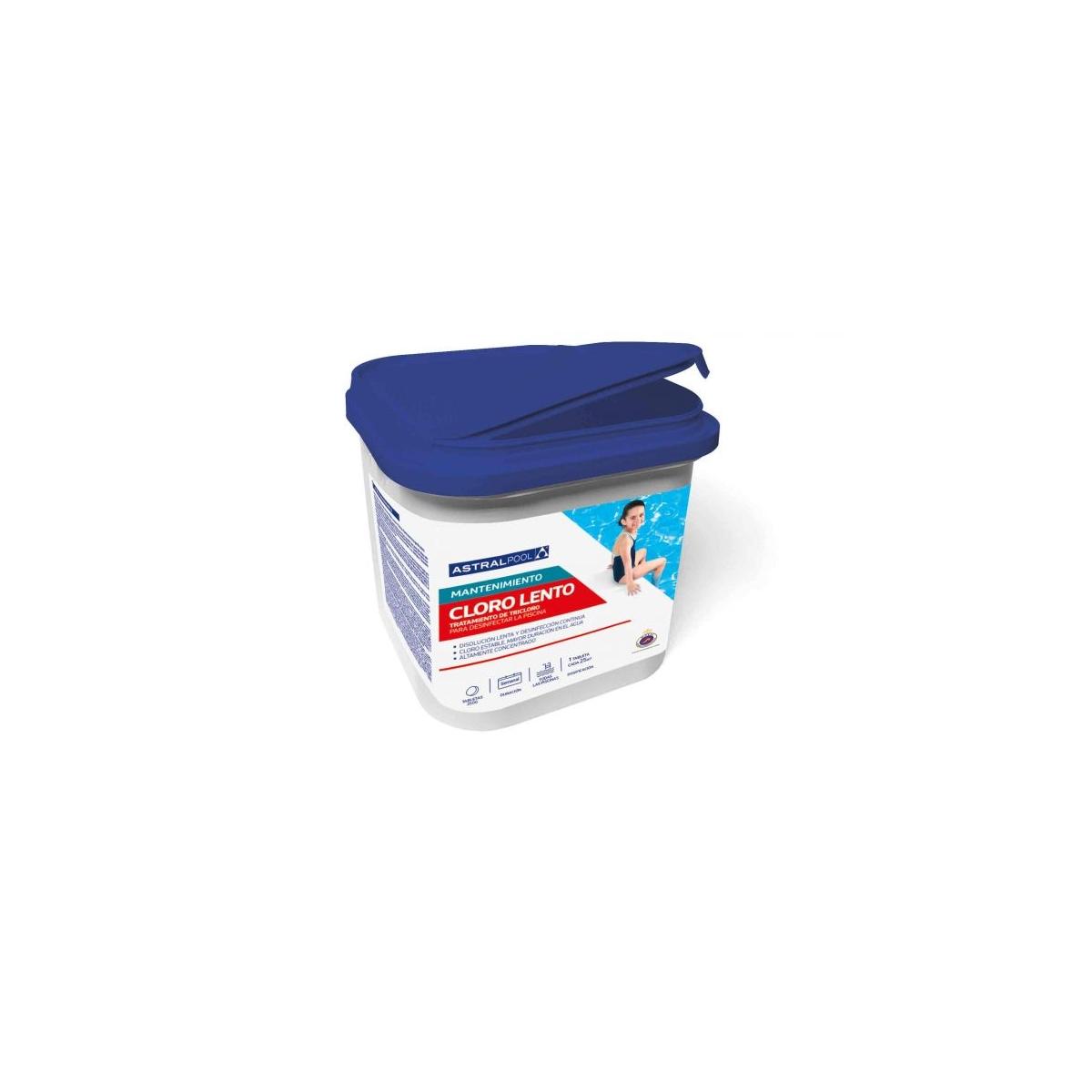 Thrichlorine tablets 5 kg (Minimum purchase 20kg)