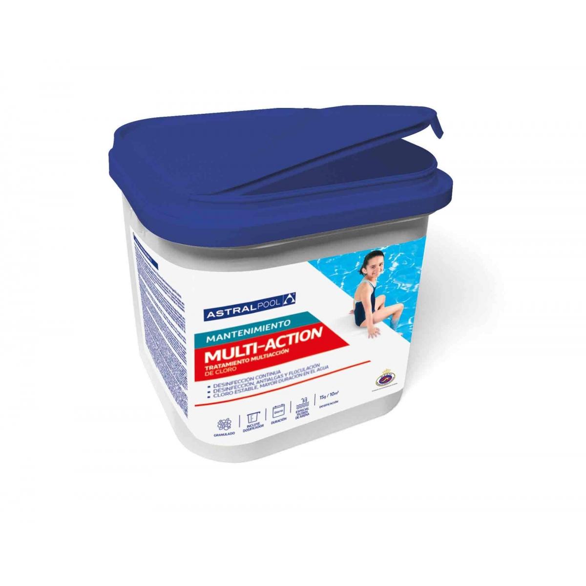 Granular Multiaction 5 kg (Minimum purchase 20kg)