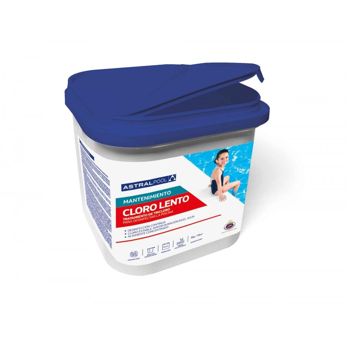 Chlorine granules 5 kg ( Minimum purchase 20kg)