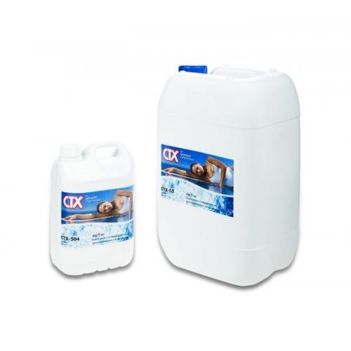 CTX-18 Liquid pH reducer for salt pools 10L
