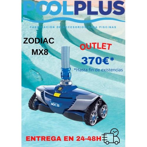 LIMPIAFONDOS ZODIAC MX8 Outlet