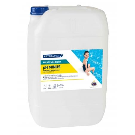 pH Minor líquido