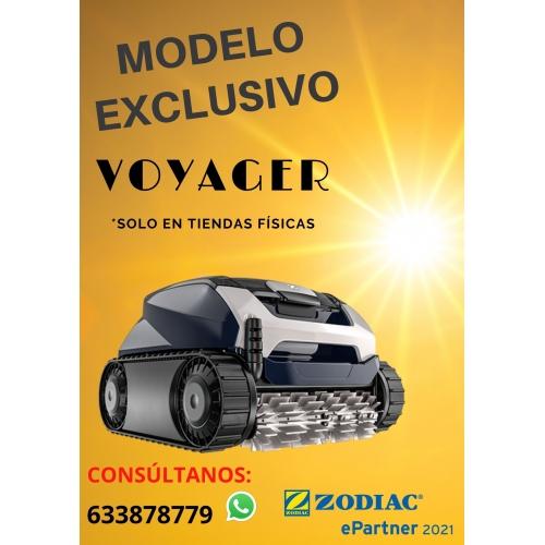 Limpiafondos automático Robot Voyager