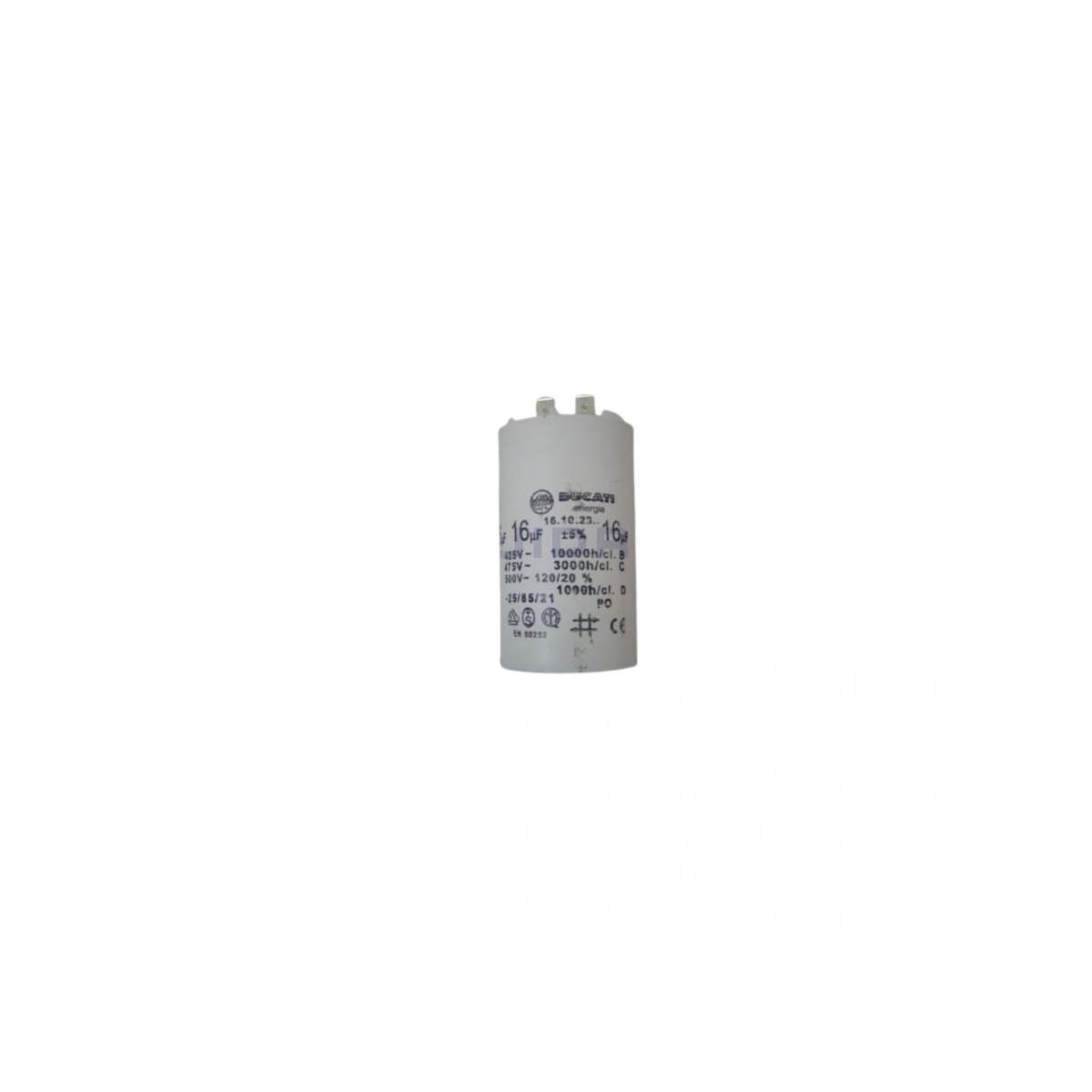 Capacitor 16 UF 1 CV