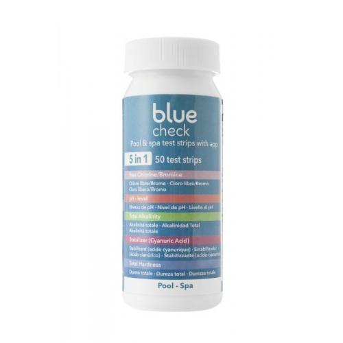 Tiras Blue Check