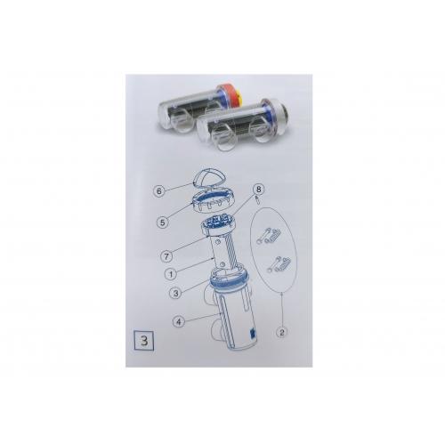 Cell Glass Idegis Tecno 2012/ Tecno 2