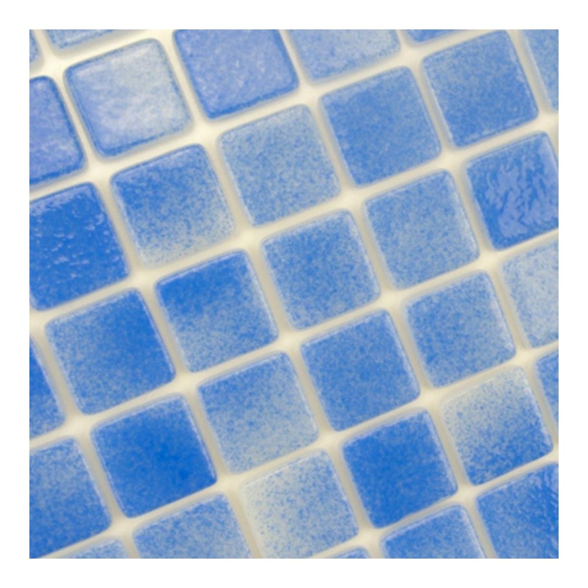 Glass Mosaic Reviglass PS-53 2.5 x 2.5 cm