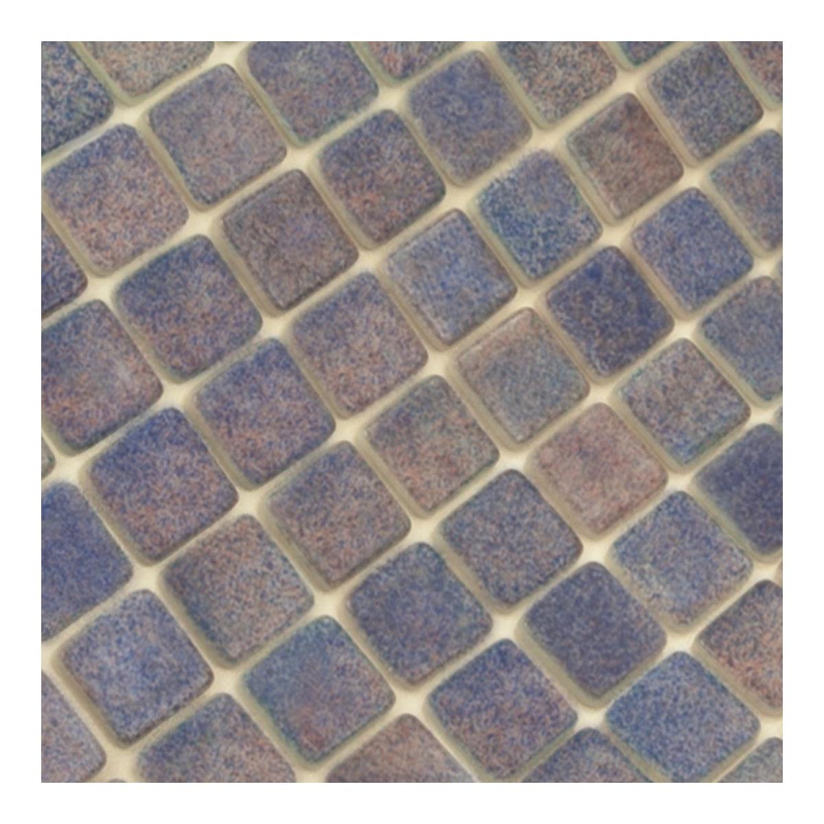 Glass Mosaic Reviglass Volcan Mesh 2.5cm