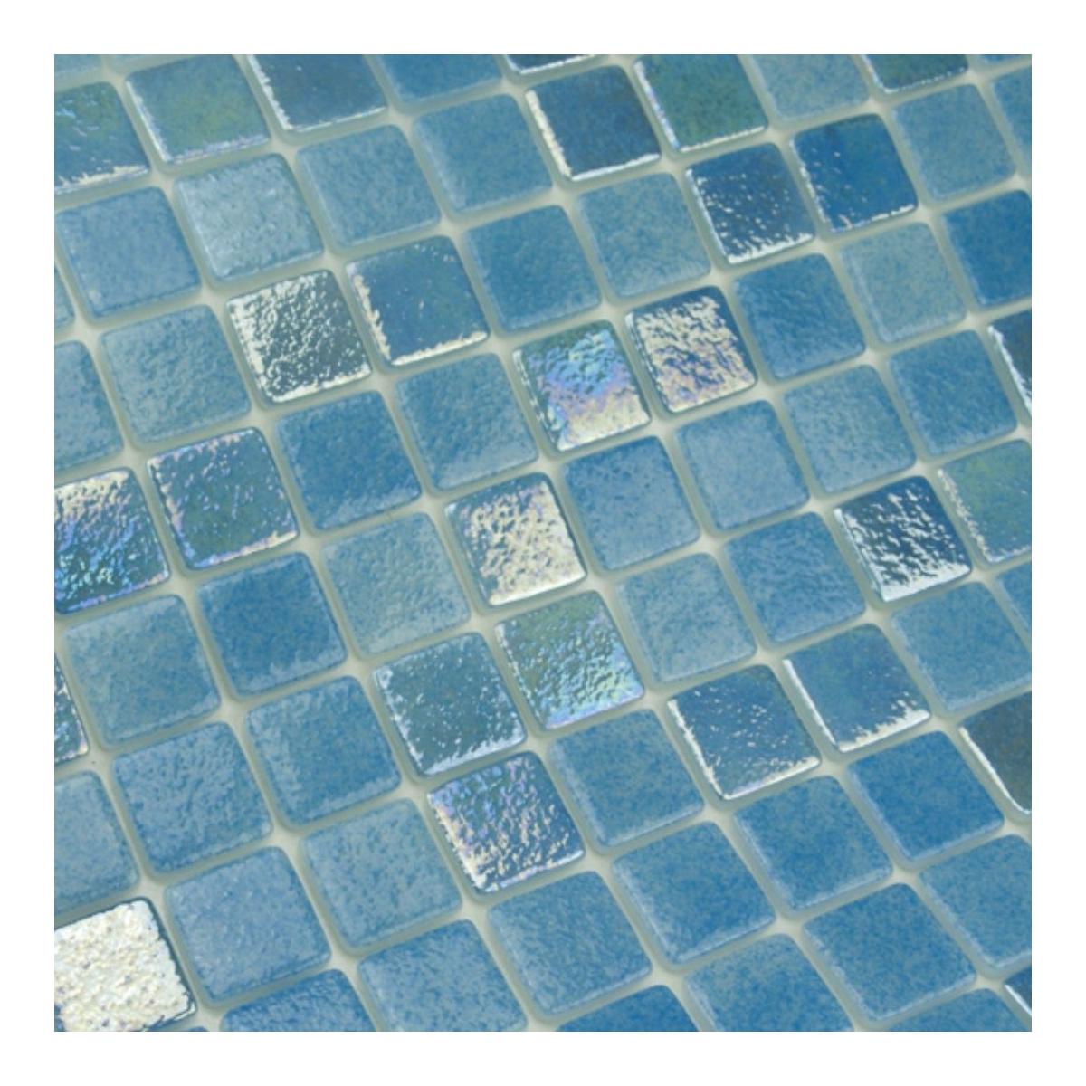 Gresite Reviglass Mix Oria Malla Cordón 2.5 cm