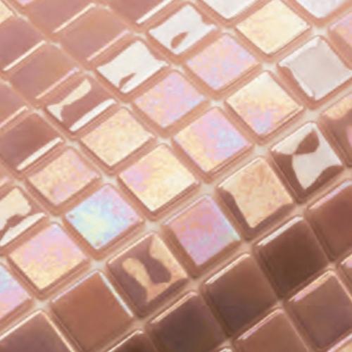 Glass Mosaic Reviglass Abalon AB-06 Cord Mesh 2.5 cm