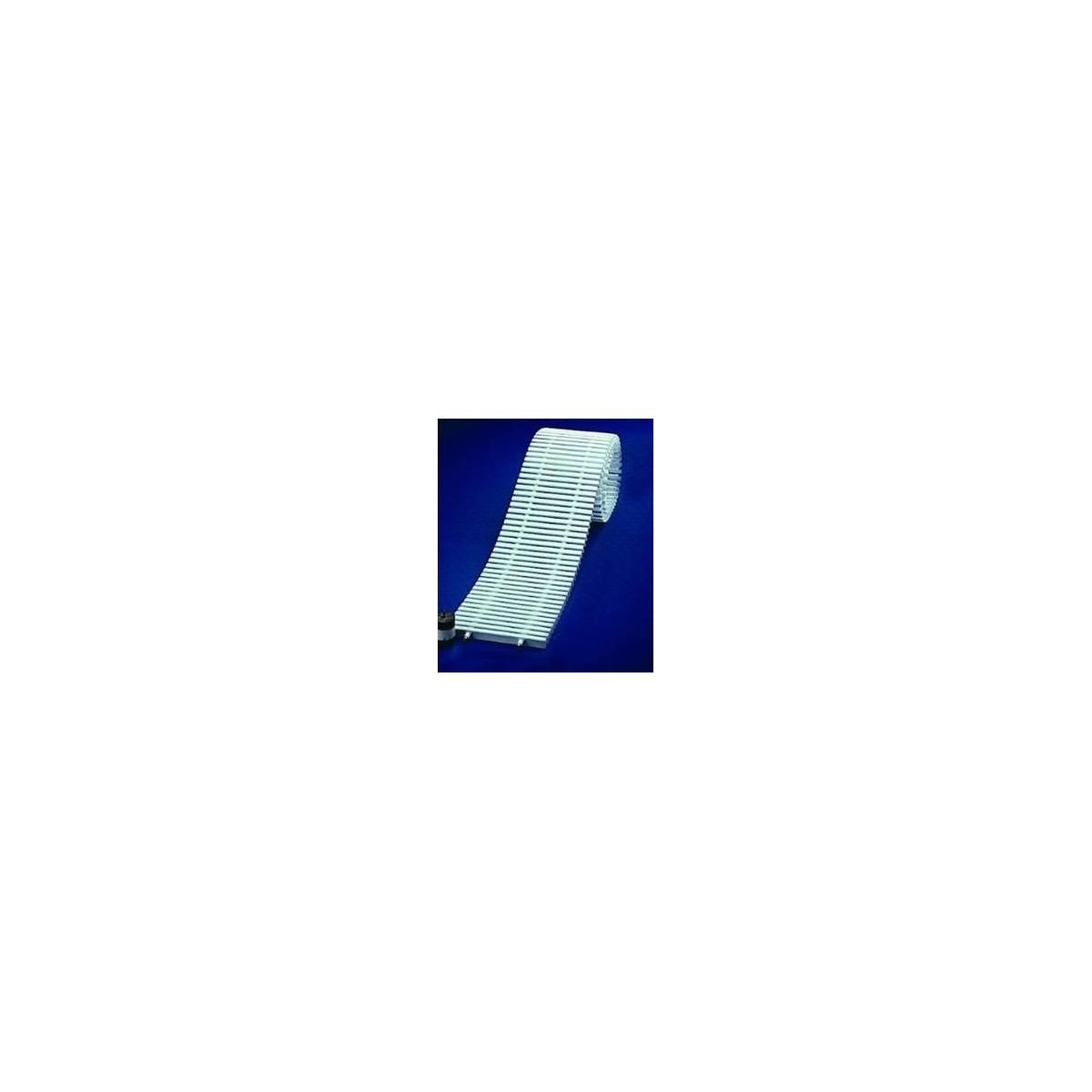 Modular Grating. Height 22 mm, Width 195 mm