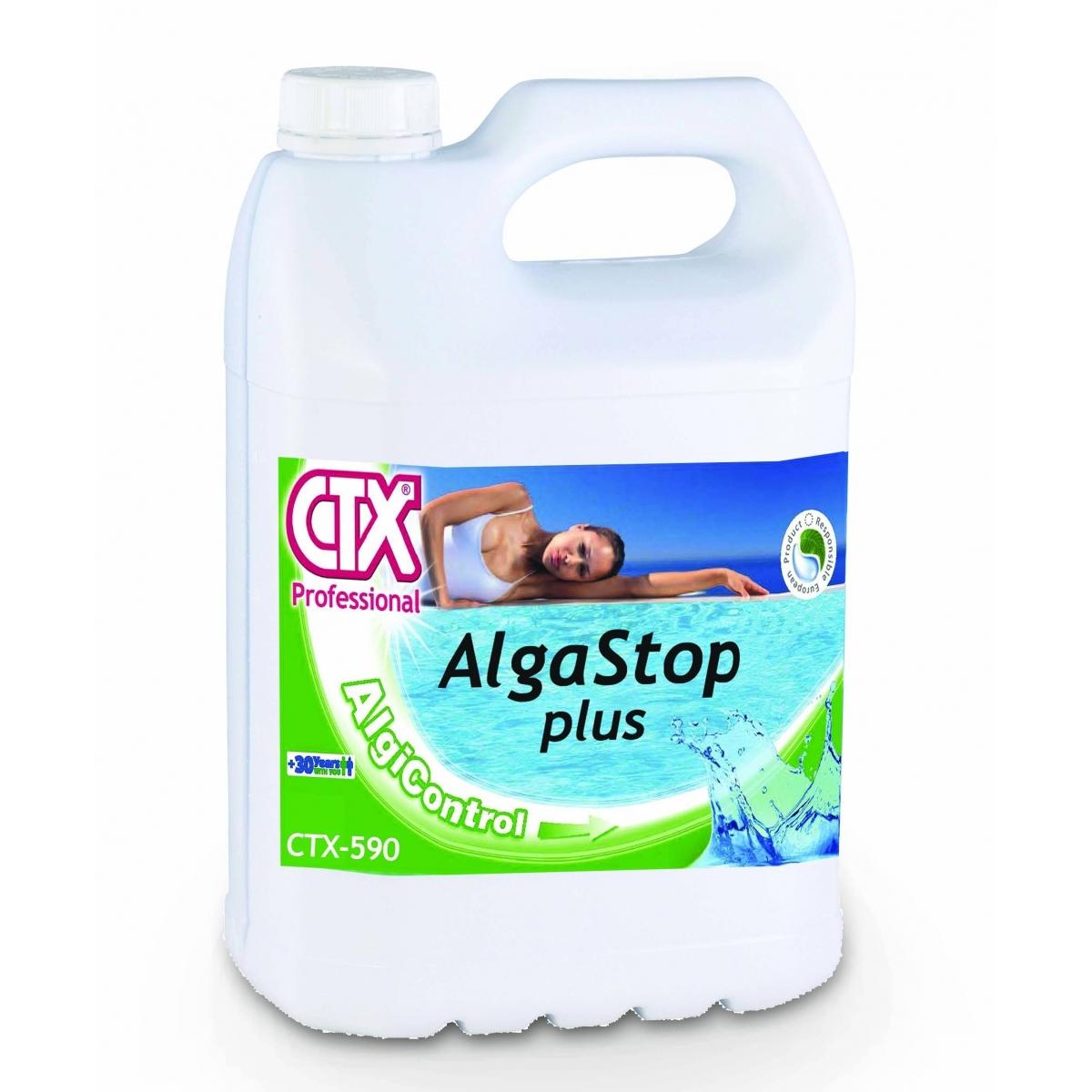 CTX-590 AlgaStop Plus 5 lt.