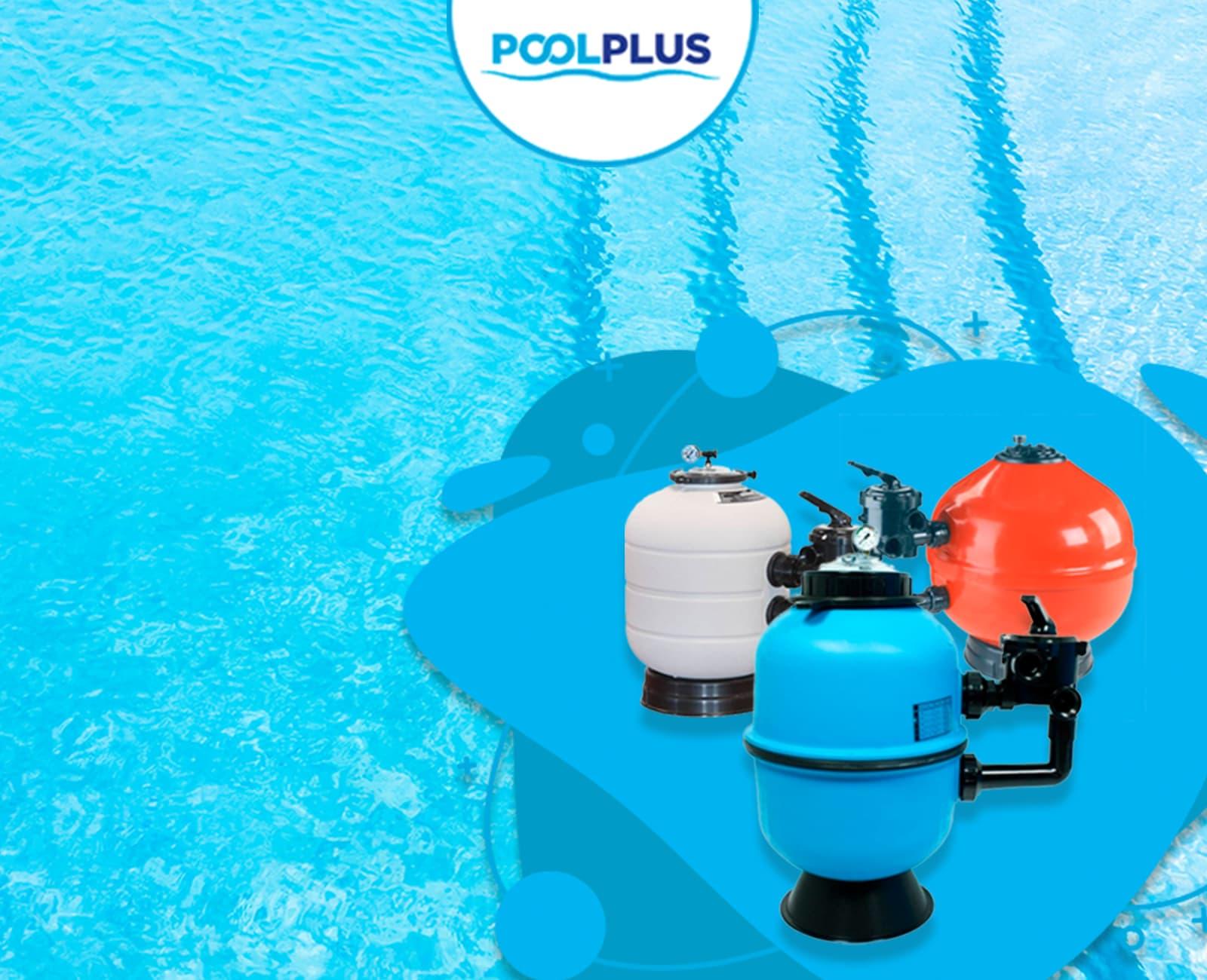 Elegir el filtro ideal para tu piscina