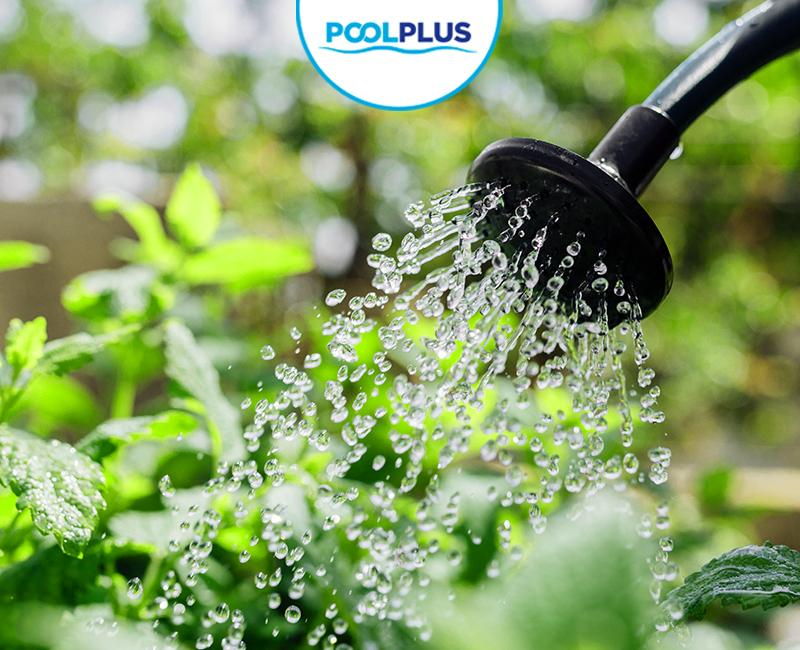 5 recomendaciones de productos de riego para tu jardín