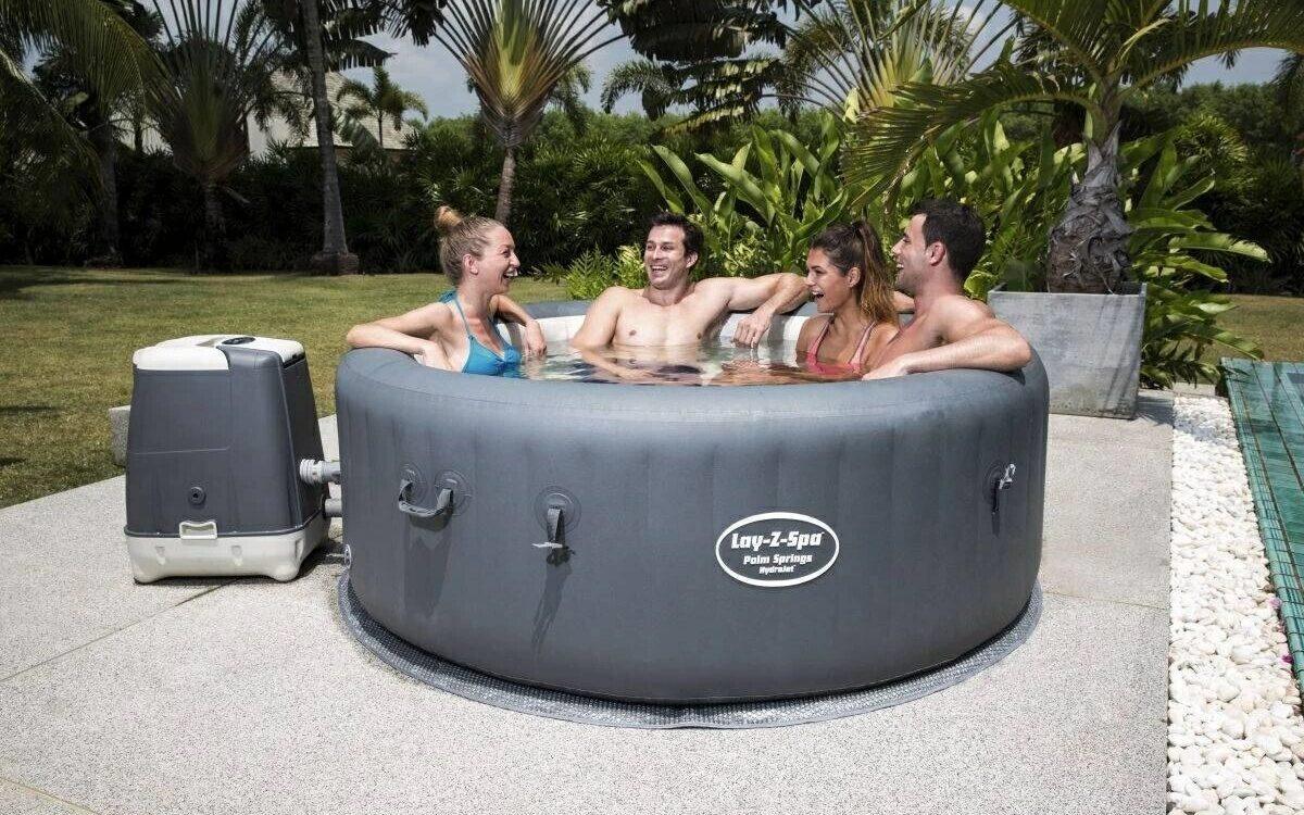 spa hinchable Grupo PoolPlus