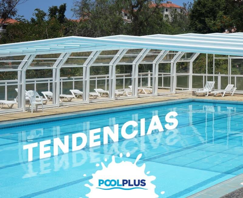 Tendencias en piscinas